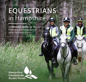 Equestrian in Hampshire